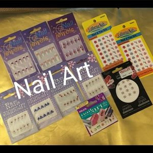 Nail Art Gems Jewelry for Nails and Toes